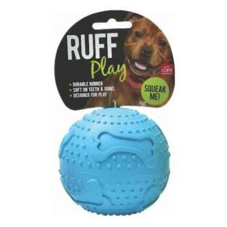 Ruff Play squeaky ball