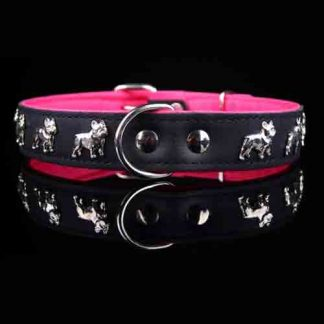 French bulldog collar